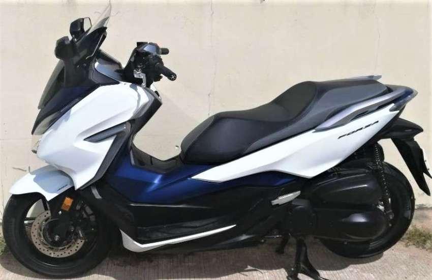02/2019 Honda Forza 300 7xxx km 109.900 ฿ Easy finance by shop