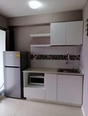 LPN Bodin Ramkamhang TowerD1 FL4 EAST wing nice interior new built-in