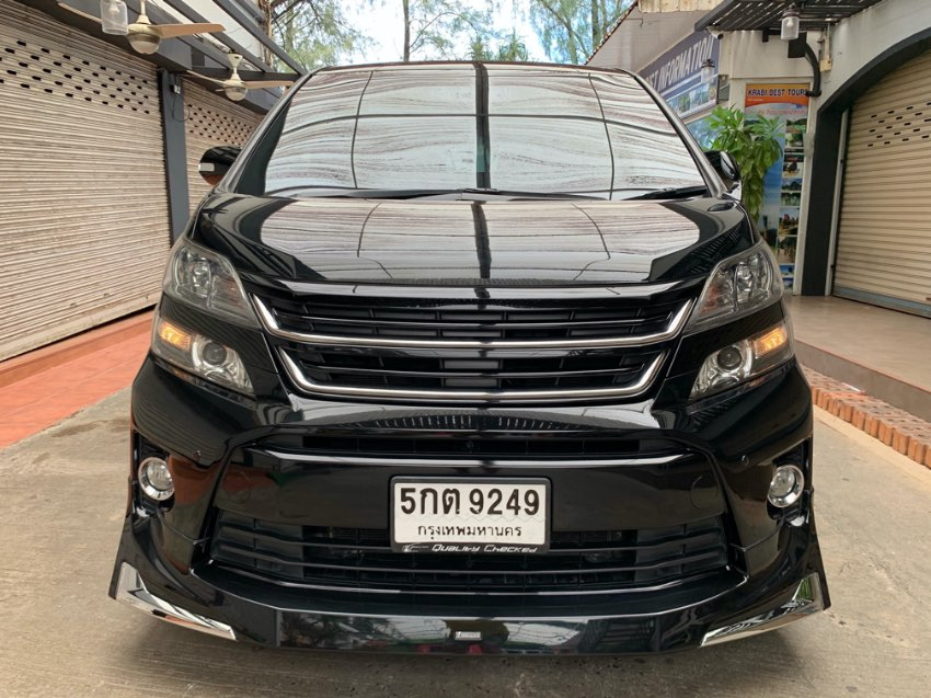 Toyota Vellfire 2,4 MODELLISTA year 2014,mint condition luxury car
