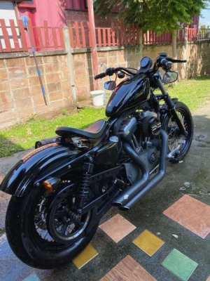 2009 Harley Davidson sportster 16,000 km green book in PERFECT shape