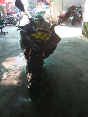Yamaha r1 registerd 2012