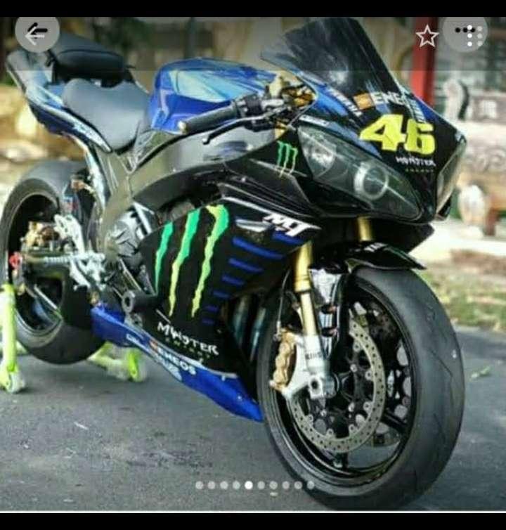 Yamaha r1 m1 special edition
