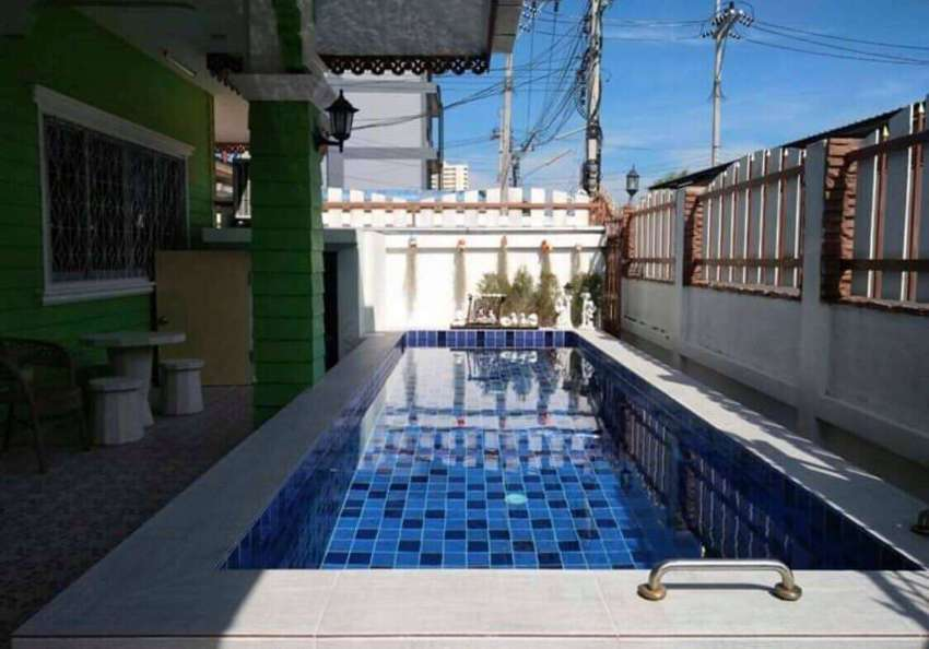 Economical pool bungalow Hua hin for rent