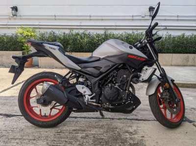 2019 Yamaha MT-03