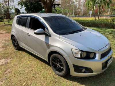 RENT TO BUY - Chevrolet Sonic - 15,000B x 12 Months