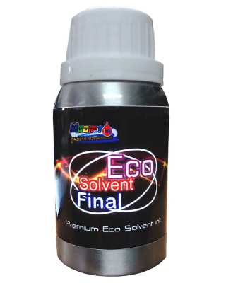Eco Solvent Final 100ml Cyan