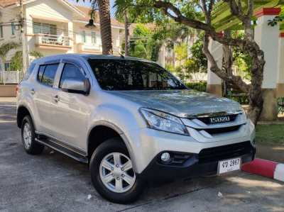 2016 ISUZU MU-X, 1.9 (CD) AT