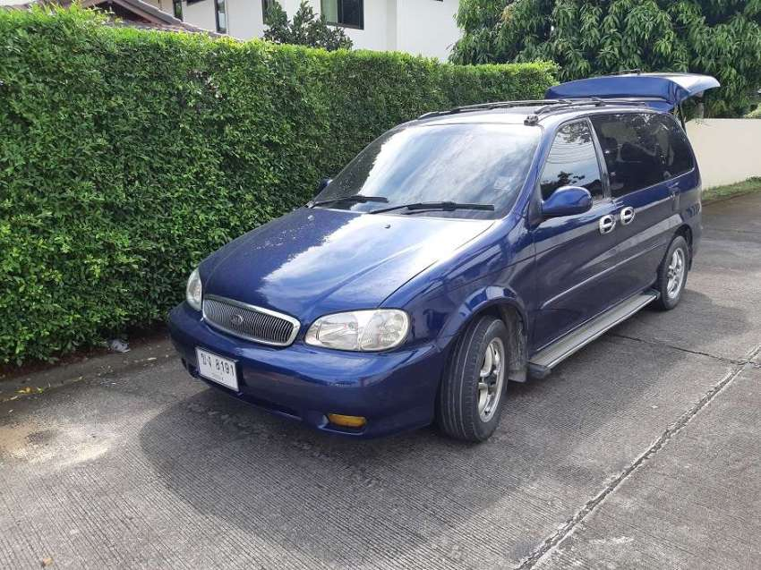 URGENT SALE!! PRICE REDUCED - negotiable - KIA Carnival