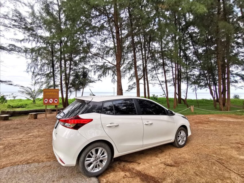 Cars for rent in Phuket