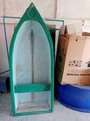 Thai row boat