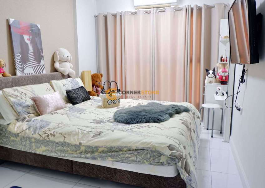 #2380 Condo 2Bedf for Sale and Rent @The Place in Pratumnak @17,000.-