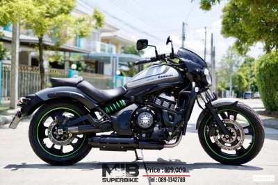 [ For Sale ] Kawasaki Vulcan S 2018 Cafe Only 5,xxx km like a new bike