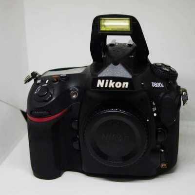 Nikon D800E 36.3MP Professional DSLR Camera Black Body