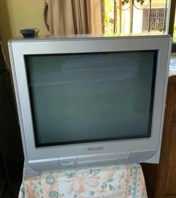 Panasonic TV, Tube television Inkl. Remote control