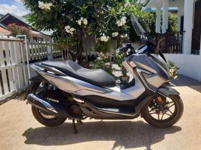 Honda Forza 300cc 2018 August - in Hua Hin private sale