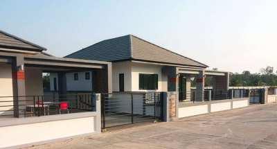 3 bedroom house on Narai rd close to Mae Ramphueng beach in Rayong