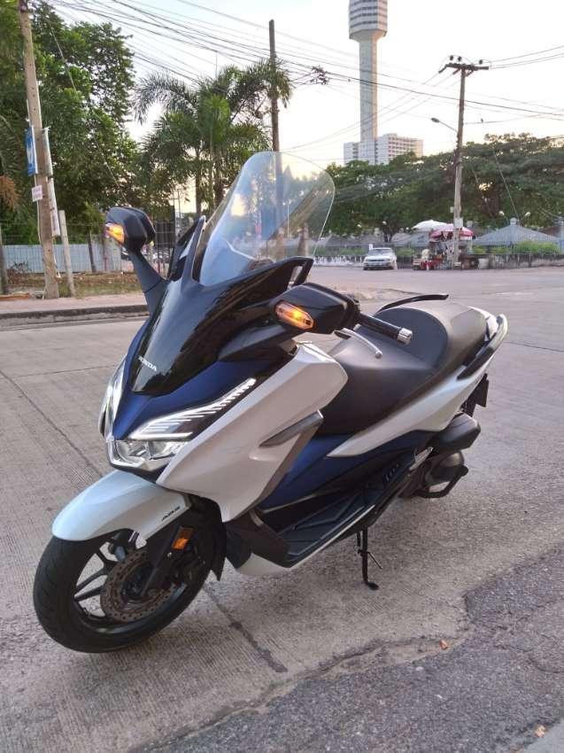 Honda Forza 300 year 2019 and Yamaha N-Max year 2018(65000.-THB)