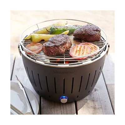 Charcoal BBQ Grills Korean Style BBQ Smokeless Portable BBQ Grill