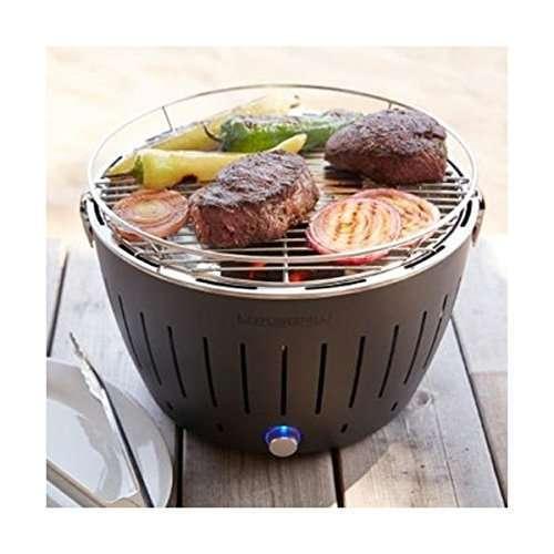 Charcoal BBQ Grills Korean Style BBQ Smokeless Portable BBQ Grill