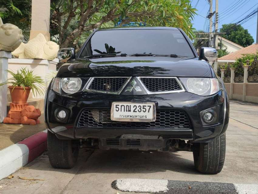 2014 MITSUBISHI TRITON 2.5 PLUS DOUBLE CAB AT