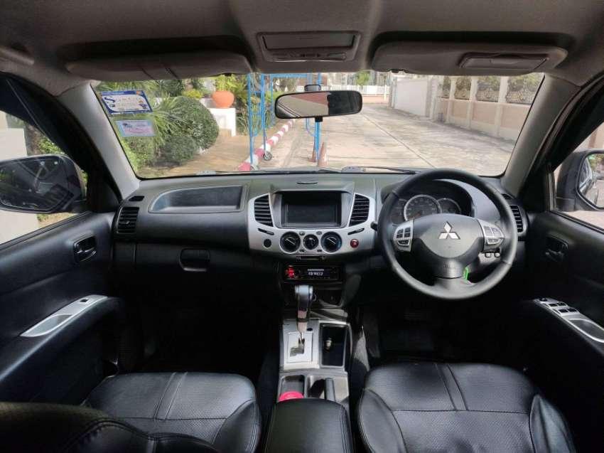 2014 MITSUBISHI TRITON 2.5 PLUS DOUBLE CAB AT
