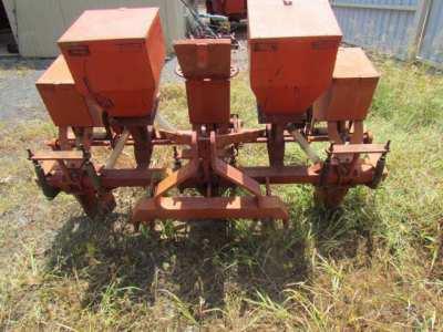3 Row Corn seed Planter