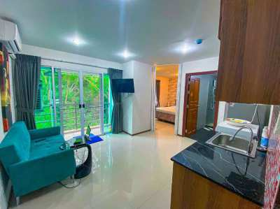 Beach Mountain Condo 6 Jomtien Beach