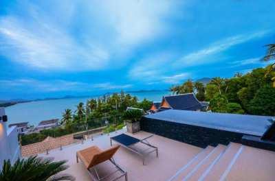 Fabulous Panoramic Villa Rawai