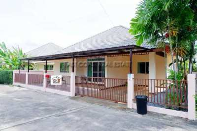 The cheapest detached house un East Pattaya