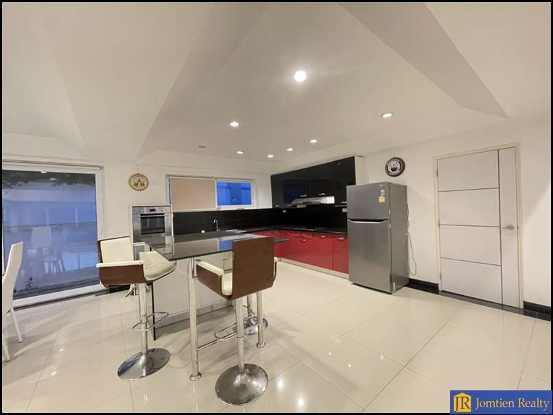 Siam Royal View  4 Bed 4 Bath with Private Pool For Rent(East Pattaya)