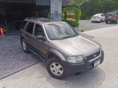 Magnificent Ford Escape in very good general condition,