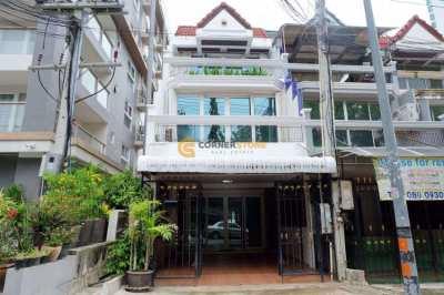 #H002388 Townhouse on Cosy Beach Pratumnak for Sale @4.99M