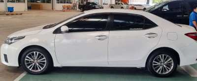 Toyota 2014 Corolla NGV Perfect Shape looks new One Expat Owner