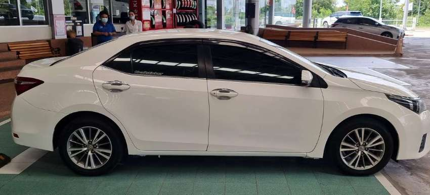 Reduced Price Toyota 2014 Corolla NGV Perfect Shape One Expat Owner