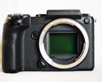 New Fujifilm GFX 50S 51.4MP Hi-End Professional camera Fuji