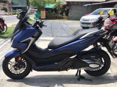 All new Forza 350 cc
