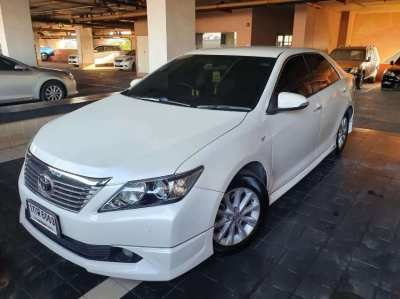 Expatriate Driven Toyota Camry for Sale