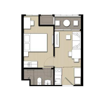 1 Bedroom Condo for sale at Ideo Mobi Sukhumvit Eastgate