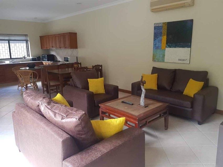 2 Bedroom Pool Villa for rent on Jomtien