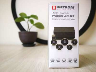 Lifetrons Preimum Phone Lens Set
