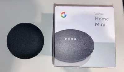 Google Home Mini (Gen 1)