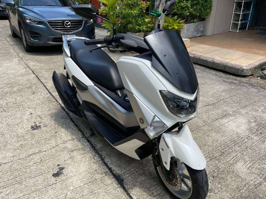 !!!Urgent sale only 39000 -THB!!!N-Max 2017 good condition. 1owner