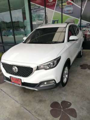 MG ZS 1.5 D   late 2018