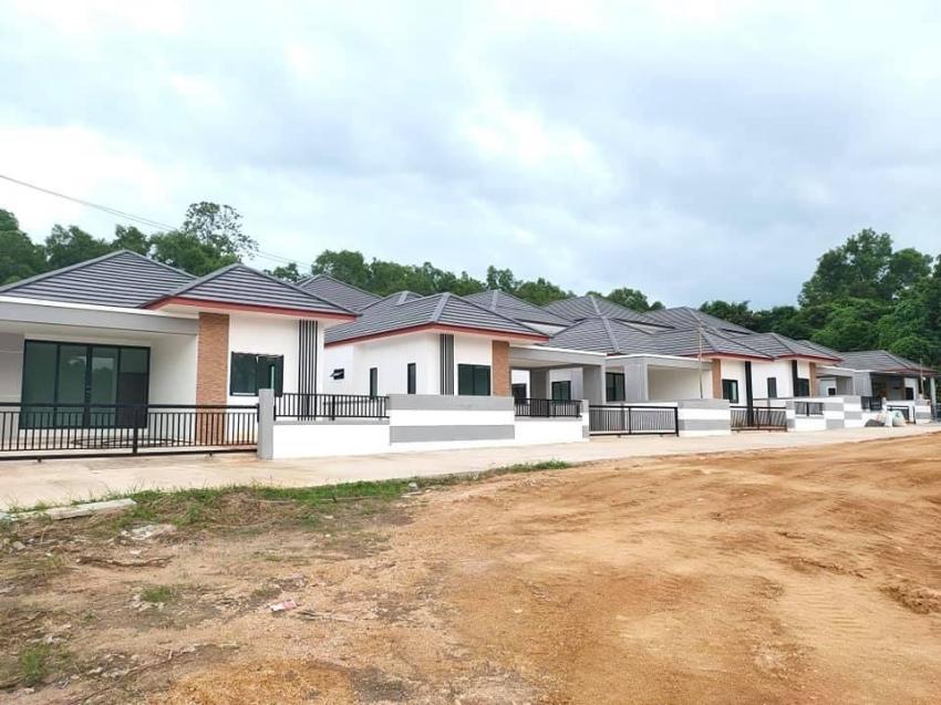 ขาย บ้านเดี่ยว โครงการ บ้านศิวิไลซ์ ใกล้สนามบินขาออกเกาะสมุย
