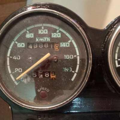 Honda Bros 400 cc for sale - Reconditioned