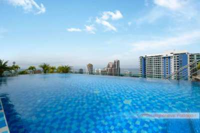 The lowest price @ The Point Luxury Condominium