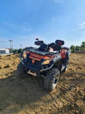 CF Moto 800cc ATV