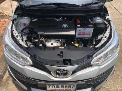 Toyota Yaris E trim