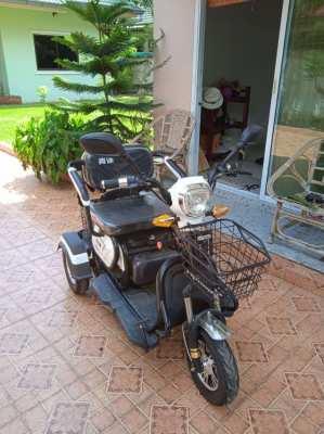 3 wheel electric bike for sale.