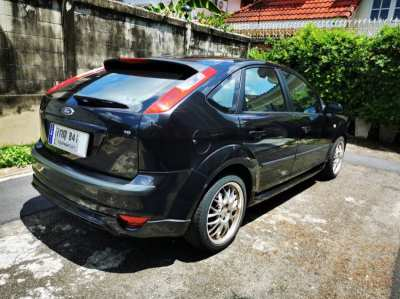 Ford Focus Ford Focus Hash-back 2006